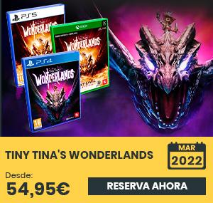 xtralife | Comprar Tiny Tina's Wonderlands - Estándar, PS4, PS5, Xbox One, Xbox Series