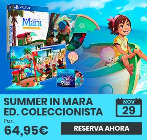 xtralife | Comprar Summer in Mara - Coleccionista, Estándar, PS4, Switch
