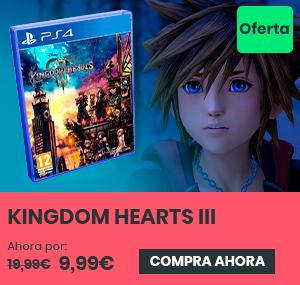 xtralife | Comprar Kingdom Hearts III - PS4, Estándar