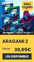 xtralife | Comprar Aragami 2 - Estándar, PS4, PS5, Xbox One, Xbox Series