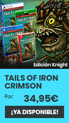 xtralife | Comprar Tails of Iron Crimson Knight Edition - Knight, Limitada, PS4, PS5, Switch, Xbox One, Xbox Series