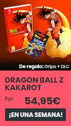 xtralife | Reservar Dragon Ball Z Kakarot + A New Power Awakens Set - Switch, Estándar