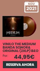 xtralife | Reservar Vinilo The Medium Banda Sonora Original (2xLP) B&O - Vinilo