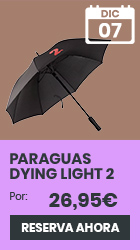 xtralife | Reservar Paraguas Dying Light 2