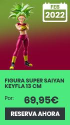 xtralife | Reservar FiguraDragon Ball Super - Super Saiyan Keyfla 13 cm - Figura